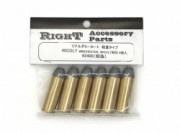 RIGHT 飾り用 リアルダミーカート 軽量タイプ 45COLT WINCHESTER.45COLT刻印 6発入り【小型郵便発送OK!】
