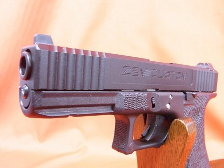 ガスガン SAA G17 Limited Edition ZEV Custom